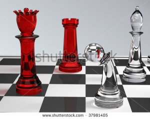 stock-photo-glass-chess-figures-on-a-board-37981405