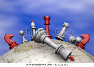 stock-photo-symbolic-frame-political-upheaval-chess-on-the-globe-176122451
