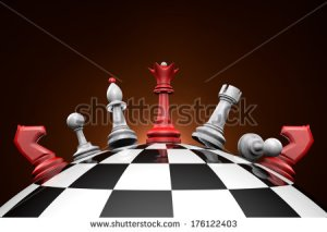 stock-photo-symbolic-frame-political-upheaval-chess-pieces-on-a-chess-field-176122403